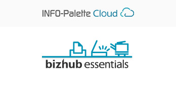 INFO-Palette Cloud bizhub essentials